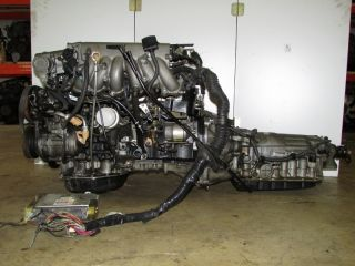 JDM Toyota Aristo Supra 2jz GTE Engine Twin Turbo Lexus GS300 JZA80 Motor