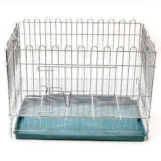 Hyundai Hmall Korea New Pet Puppy Dog Cat Large Square Fences Exercise Pen Cage