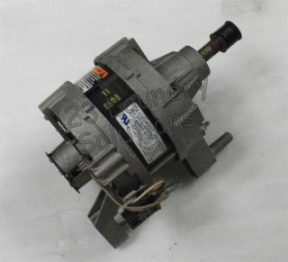 Washer High Speed Induction Auto Wash Motor Maytag 62724140 2724140 22003856