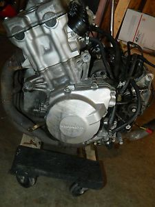 95 96 97 98 Honda CBR 600 F3 Complete Motor Engine Running Under 12K Miles