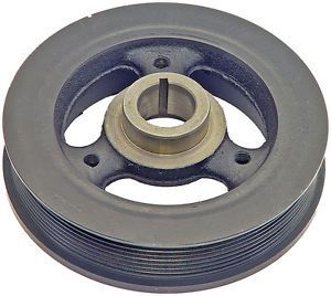 Engine Harmonic Balancer Dorman 594 112 Serpentine Belt 8 Groove
