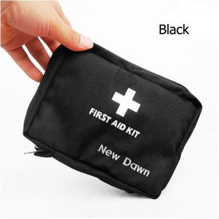 Outdoor Travel Home Camping Hiking Medical Emergency Survival First Aid Kit Bag
