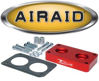 Airaid 400 593 Poweraid Throttle Body Spacer 87 96 Ford I 6 Cyl 300CI