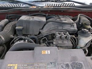 02 03 Ford Explorer Mercury Mountaineer 4 0 SOHC Engine Motor 129K Vin E 8th Dig