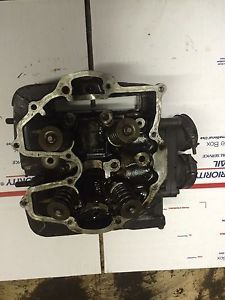 86 Honda XR600 XR 600 R Engine Motor Cylinder Head Assembly