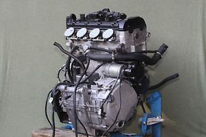 03 Suzuki GSX R GSXR 600 Engine Motor Guaranteed Run Drive See Video