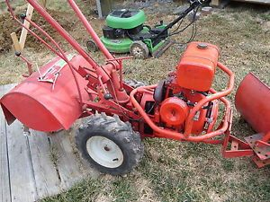 Troy Bilt Horse Tiller 70's 4 Speed Model Kohler Engine