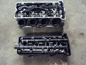 Suzuki GSXR600 GSXR 600 Engine Motor Top End Head Valvetrain 2003 02 2001