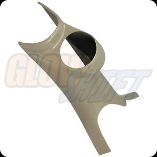 03 08 Dodge RAM Cummins Single Gauge Gray Pillar Pod 60mm GS 603G