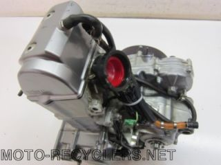 09 CRF450R CRF450 CRF 450 Engine Motor Complete with Rekluse Clutch 146