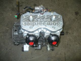 Ski Doo Rev MXZ 600 HO 2004 Motor Engine