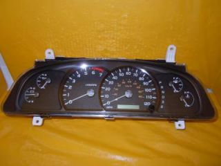 06 Sequoia Speedometer Instrument Cluster Dash Panel Gauges 108 617