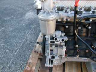 01 06 BMW E46 M3 3 2L S54 Engine Motor Low Miles