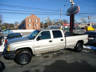 2005 Chevrolet Silverado 2500HD Crew Cab Long Bed Maryland State Inspected
