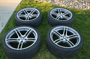 BMW Performance Wheel Style 313 Individual Rims Michelin Tires
