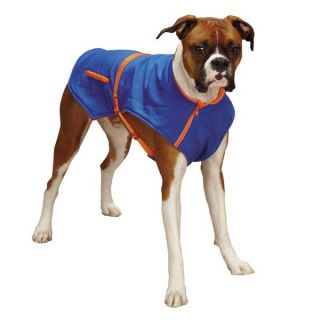 Zack Zoey Trek Sport Dog Coat Jacket Fleece Lined Great for Active Dogs Adjust