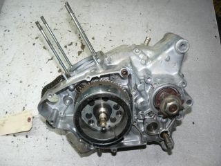 1991 Suzuki LT160 Lt 160 E Bottom End Motor Engine