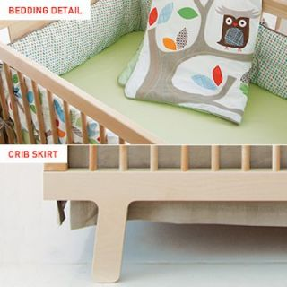 Skip Hop Treetop Friends 4 PC Classic Baby Crib Bedding Set Includes Bumper New