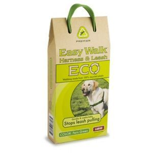 Premier Pet Eco Easy Walk Harness w Leash All Colors All Sizes