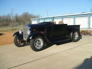 1928 Ford Roadster P U Street Rod Hot Rod Rat Rod Custom