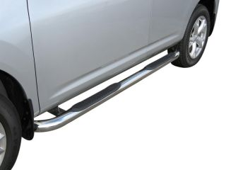 "Stainless Steel 3"" Side Step Nerf Bars Running Board 2008 2012 2013 Nissan Rogue"