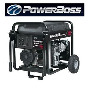 New Honda Powerboss Portable Generator GX390 Engine 030220