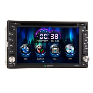 A Eonon Car GPS DVD Player for Nissan Altima Maxima Sentra Versa Rogue BT Radio