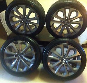 2013 Honda Accord Sport Rims Wheels and Tires Civic CR V Crosstour Odyssey