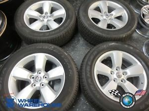 "2013 Dodge RAM 1500 Factory 20"" Wheels Tires Rims 275 60 20 Durango"