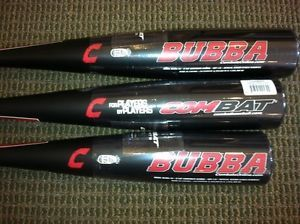 2013 Combat Bubba SL Baseball Bat USSSA 1 15 Big Barrel 25 15 26 16 27 17