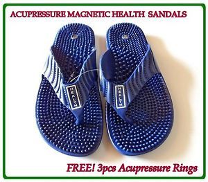 Acupressure Magnetic Health Care Foot Massager Reflexology footwear Sandals