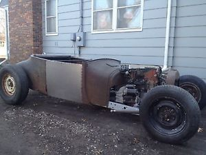 1926 27 Model T Roadster Hot Rod Rat Rod