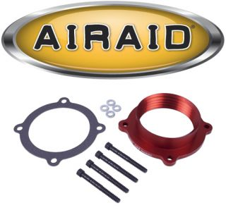 Airaid 300 637 Poweraid Throttle Body Spacer 11 13 Dodge Charger Challenger