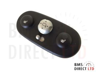 BMW Mini One Cooper Cooper s Wing Mirror Adjustment Control Switch R50 R53