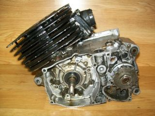 1976 Yamaha DT125 DT 125 C Bottom End Motor Engine