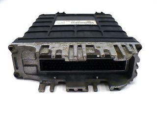 1997 VW Golf Jetta 2 0L ECU ECM Engine Computer 037906259M BB