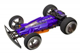 Electric Radio Controlled Full Function 3D Twister Car Toy Purple