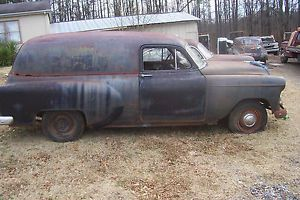 1953 Chevy Sedan Delivery Rat Rod Hot Rod Gasser