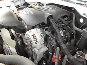 03 04 Silverado 1500 Engine 5 3L Vin T or Vin Z 8th Digit 80 000 Mile 250127