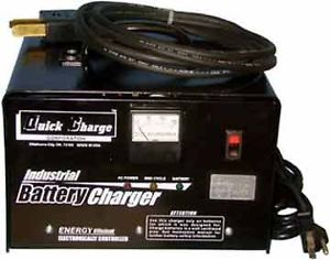 36 Volt Golf Car Cart Battery Charger Crowfoot in Stock
