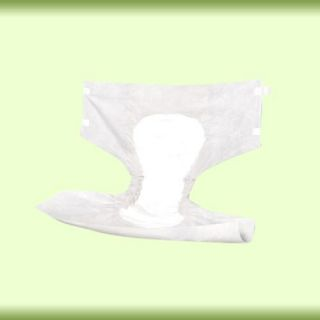 Protect Adult Disposable Incontinence Breathable Briefs Moderate Absorbency
