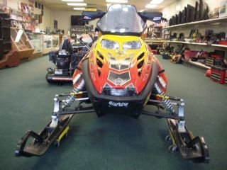 2004 Ski Doo Rev 800 w Factory Light Weight Hood Panels