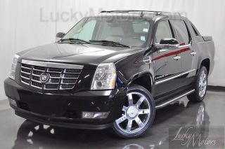 Cadillac Escalade EXT 2007 Base