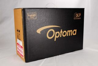 Optoma HD20 1080p DLP HD Home Theater Projector HDMI