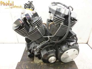 03 Yamaha Warrior Road Star 1700 XV1700 Engine Motor