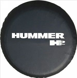 Spare Wheel Tire Cover Fit for Hummer H2 18inch Sizexxl