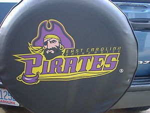 East Carolina University Jeep Spare Tire Cover