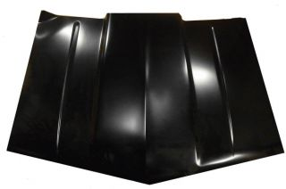 Chevy Silverado Truck 88 99 Front Hood Panel Auto w Cowl Induction