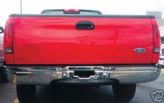 New 97 03 Ford F 150 Styleside Truck Chrome Rear Step Bumper