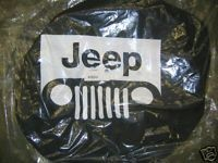 Jeep Liberty Wrangler Spare Tire Wheel Cover New